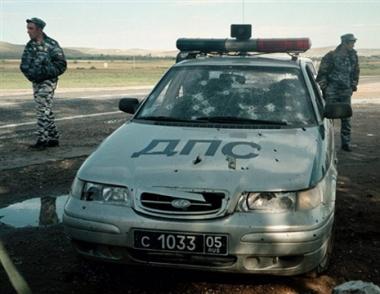 تعرض نقطة تفتيش في داغستان لاطلاق نار من قبل مجهولين