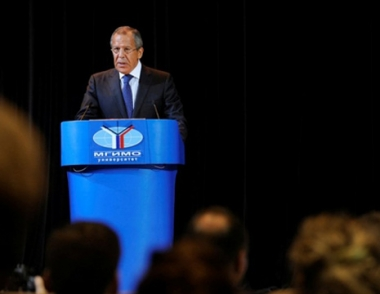 لافروف: التوصل الى اتفاقية في موضوع الملف الايراني امر واقعي