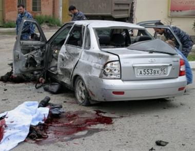مصرع 3 مسلحين بينهم زعيم مجموعة ارهابية في جمهورية داغستان