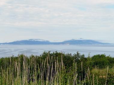 مقاطعة ماغادان المطلة على بحر أوخوتسك