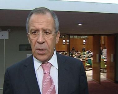 لافروف: روسيا مستعدة للمساهمة في استعادة الوحدة الفلسطينية