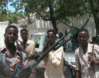 الرئيس الصومالي يؤكد سعيه لانهاء الاقتتال الداخلي