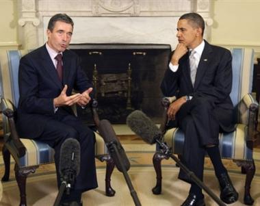 اوباما: امريكا والناتو مهتمان بتعميق الحوار مع روسيا