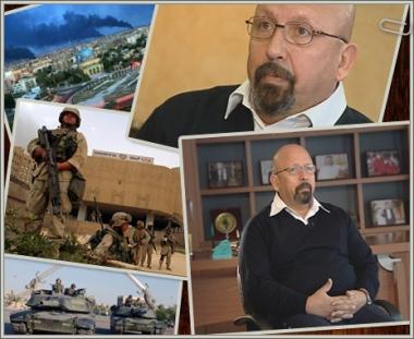 الفريق رعد الحمداني.. حرب احتلال العراق وسقوط بغداد (الحلقة الرابعة)