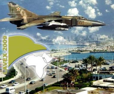 مقتل طيارين في تحطم مقاتلة تابعة لسلاح الجو الليبي