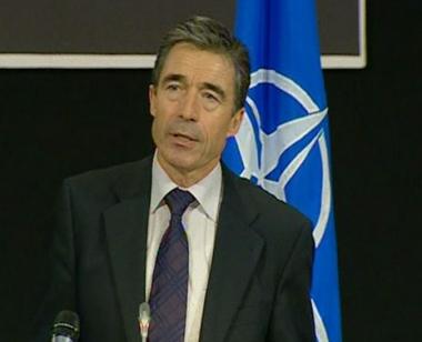 راسموسن: على الناتو وروسيا تعزيز التعاون وتجاوز نقاط الخلاف