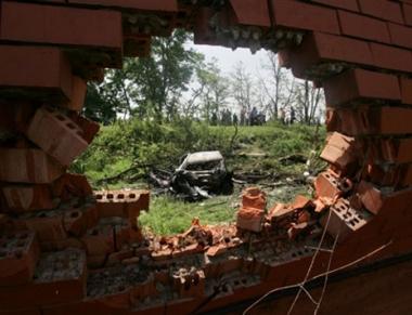مقتل شخص واحد في انفجار سيارة مفخخة بإنغوشيا