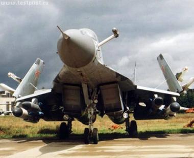 الاسطول البحري الروسي يجدد طائراته المقاتلة