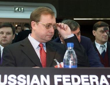 رئيس ديوان الرقابة المالية الروسية سيرغي ستيباشين الى رام الله