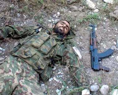 شقيق لوزير الطوارئ الاسبق في انغوشيا  من بين المسلحين القتلى