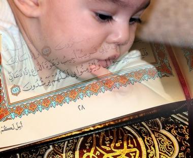 آيات قرآنية على جسم طفل... ظاهرة عجيبة في داغستان