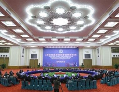 باكستان تريد لعب دور انشط في عمل منظمة شنغهاي للتعاون