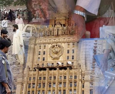 موسكو تعبر عن قلقها ازاء تعاظم النشاط الارهابي في باكستان