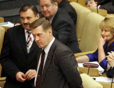عودة نواب حزبين من المعارضة الروسية إلى جلسات الدوما