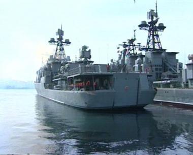البحرية الروسية تعتزم الابقاء على وجودها في خليج عدن