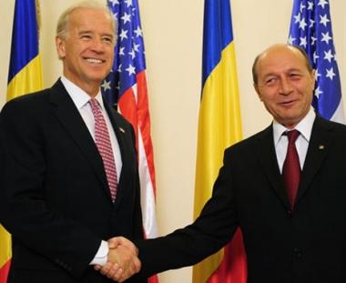 بايدن: رومانيا تدعم مشروع الدرع الصاروخي الجديد