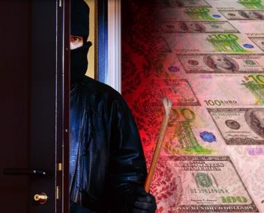 سرقة 6 مليون يورو و7 مليون دولار بوضح النهار في موسكو