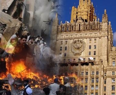 تصاعد موجات الارهاب في كل من باكستان وافغانستان يثير قلق روسيا