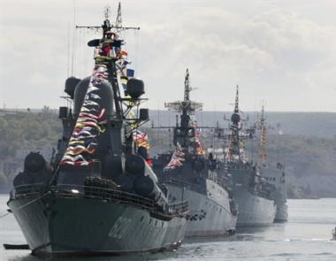 روسيا تعتزم انشاء قاعدة بحرية في طرطوس