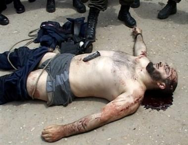 مقتل المسؤول عن اعداد الانتحاريين في غروزني