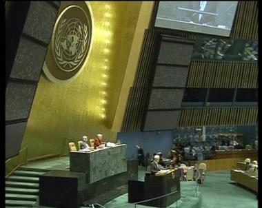 مندوب روسيا لدى الأمم المتحدة يدعو الى اعطاء الحكومة الأفغانية المزيد من الاستقلالية