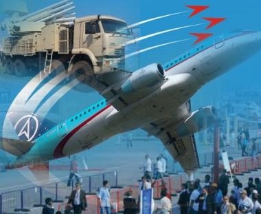 المؤسسات الروسية ستقدم في معرض دبى للطيران أكثر من 100 نموذج للاسلحة