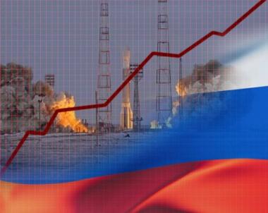 روسيا سجلت رقما قياسيا جديداً  في اطلاق الصواريخ الفضائية والاقمار الصناعية