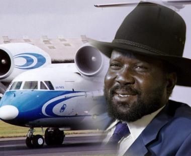 طيار روسي ينقذ حياة نائب الرئيس السوداني