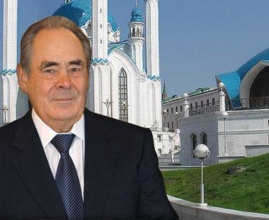 الرئيس التتري مينتيمير شريف الله شايمييف أحد الشخصيات المسلمة المؤثرة في العالم