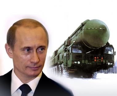 بوتين: الجيش الروسي بحاجة في عام 2010 الى 30 صاروخا باليستيا و11 منظومة فضائية
