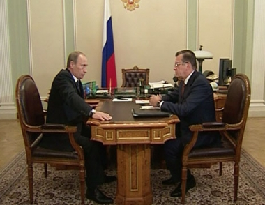 بوتين: على أجهزة الأمن عمل اللازم لتفادي الأحداث الإرهابية