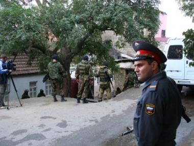 مقتل شرطيي مرور روسيين في داغستان