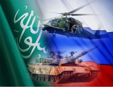 روسيا والسعودية تتفاوضان بشأن صفقة أسلحة كبيرة