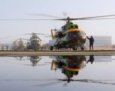 ايران توقع اتفاقية تسويق مروحيات روسية