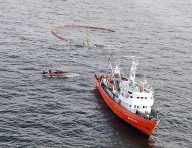 طاقم سفينة الشحن التركية التي غرقت قرب السواحل الاسرائيلية كان يتألف من 12 مواطنا اوكرانيا