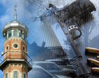 محاولة اغتيال امام مسجد في جمهورية داغستان