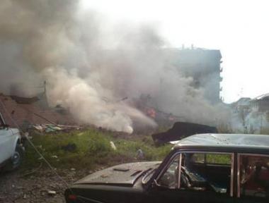 مصرع شخصين وجرح اثنين آخرين في انفجار سيارة في انغوشيا