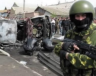 مقتل 2 من رجال الأمن بهجوم مسلح في إنغوشيا