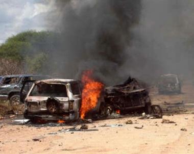 انفجاران في الصومال يسفران عن وقوع قتلى وجرحى