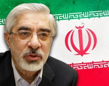 اقالة زعيم المعارضة الايرانية موسوي من منصبه الرسمي