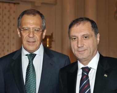 لافروق: روسيا ستواصل تقديم المساعدة لابخازيا من اجل ايصال وجهة نظرها الى المجتمع الدولي