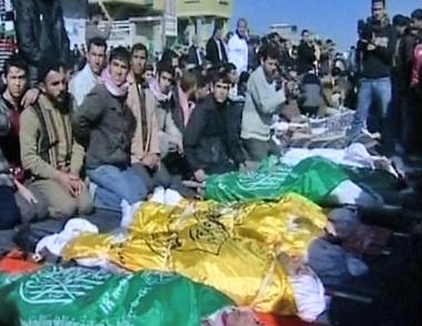 تقرير منظمة التحرير: 1061 فلسطينيا قتلوا على يد اسرائيليين في العام 2009