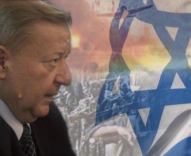 نائب سكرتير مجلس الامن القومي الروسي يناقش في اسرائيل مسائل مكافحة الارهاب