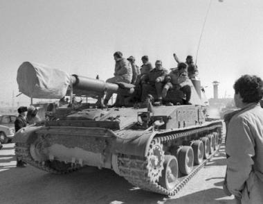 موسكو تعيد النظر في الاحداث المرتبطة بدخول القوات السوفيتية الى افغانستان قبل 30 سنة
