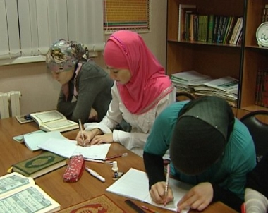 المركز الإسلامي في عاصمة جمهورية تشوفاشيا.. نشاط متميز