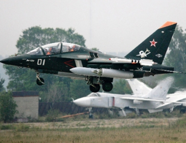 القوات الجوية الروسية تستلم 10 طائرات تدريب - مقاتلة حديثة