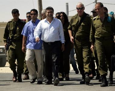 وفد عسكري اسرائيلي يلغي زيارته الى بريطانيا تخوفاً من الاعتقال