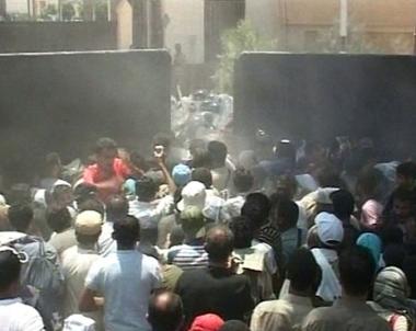 الناطق الرسمي باسم شريان الحياة 3 يتهم مصر بارتكاب مجزرة لم يشهد لها التاريخ مثيلاً