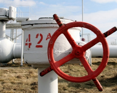 اوكرانيا تسدد ثمن ارساليات الغاز الروسي التى تلقتها في ديسمبر/كانون الاول الماضي