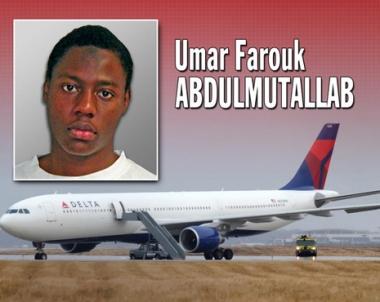 مسؤول يمني : النيجيري عمر فاروق ربما جندته القاعدة اثناء دراسته في لندن